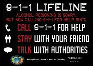 9-1-1 Lifeline Law