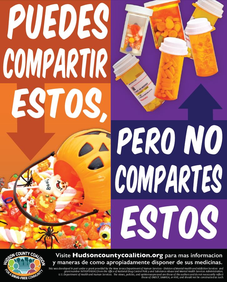 Halloween Media Campaign (Spanish) DFC, REG, PFS